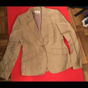 ♨️☄️🔥 HOT PICK Calvin Klein beige blazer